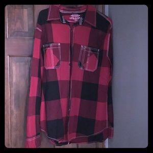 Men's size medium flannel